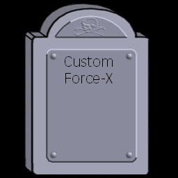 Custom Force X